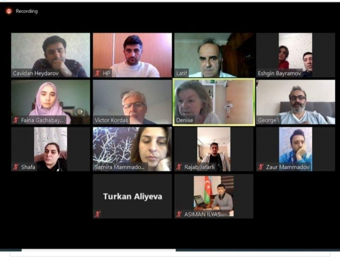 ACU took part in an online meeting within EQAC project with European and local partners