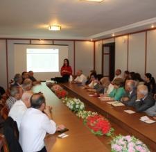 EQAC presentation was held at UTECA