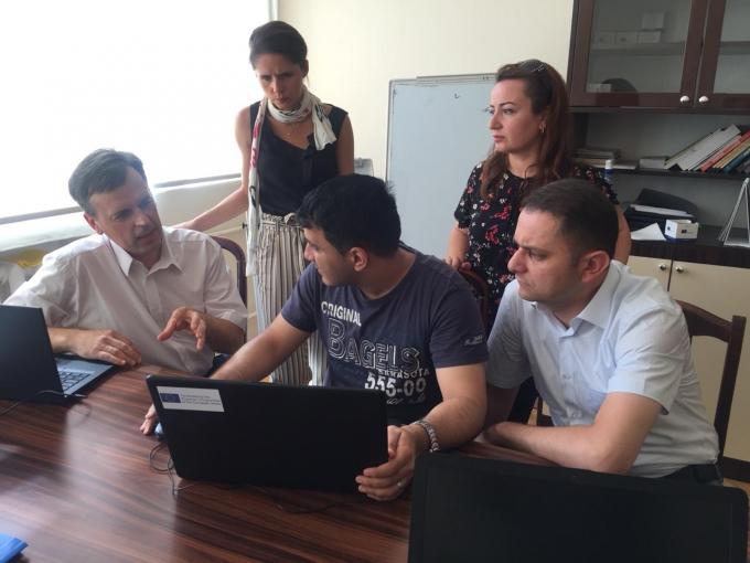 UTECA representatives attend QPR GRAPHIC and QPR METRICS training