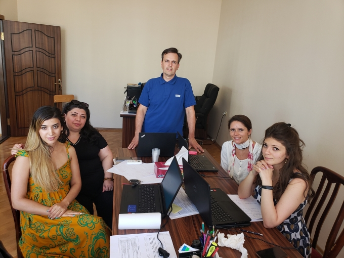AZUAC representatives attended a one-day training at Baku Business University.