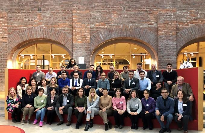 Bakı Biznes Universitetinin əməkdaşları beynəlxalq təlimlərdə iştirak etmişlər