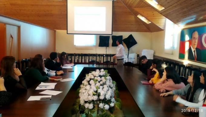 Gəncə Dövlət Universitetində Pilot proqramın icrasına başlanılıb