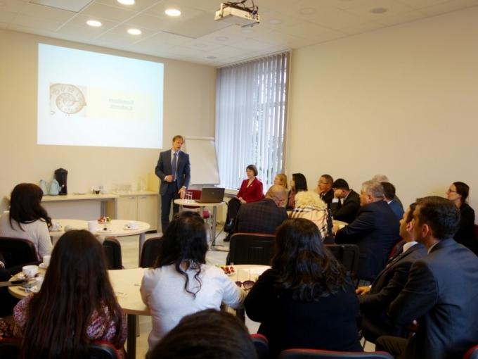 Сотрудники Гянджинского Государственного Университета и UTECA посетили Литву в рамках проекта EQAC